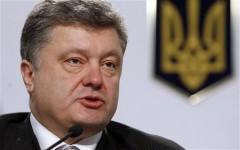 Порошенко назвал себя «президентом мира, а не войны»