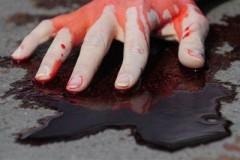 Житель Шахт убил свою 27-летнюю знакомую 27 ударами ножа