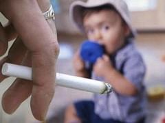 Дети курящих родителей в 4 раза чаще страдают от проблем с сердцем