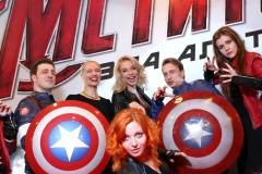 Премьера блокбастера MARVEL «Мстители: Эра Альтрона» в Москве