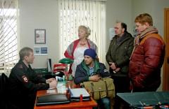 Кадры со съемочной площадки нового сериала «Принц Сибири»
