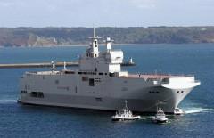 Франция намерена расторгнуть контракт по «Мистралям»