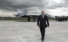 Генерал армии США в отставке назвал Путина «самым уважаемым и грозным лидером»