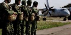 В Забайкалье на учения подняты по тревоге более 2 тыс. десантников