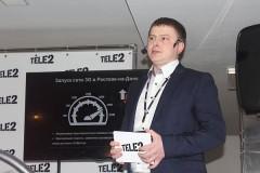 Tele2 развивает монобрендовую сеть