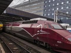 Бельгийцев напугал поезд-призрак