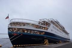 На Мадейре 65-летняя туристка пыталась вплавь догнать круизный лайнер
