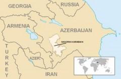 В Нагорном Карабахе ночью начались ожесточенные бои