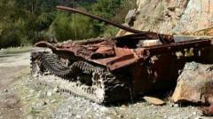 Азербайджан прекратил боевые действия в Нагорном Карабахе