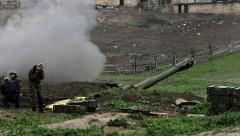 В Нагорном Карабахе третий день идут бои