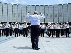 300 музыкантов Сводного духового оркестра Кубани исполнят песни времен ВОВ