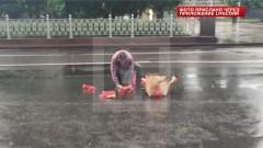Фаллоимитаторы стали причиной затора в центре Москвы