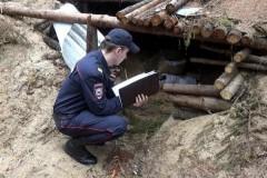 Житель Костромы набрал кредитов и ушел в землянку, чтобы пережить «конец света»