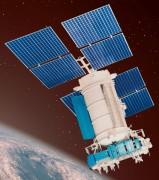Запущенный с космодрома Плесецк спутник