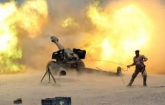 Иракские войска вошли в осажденный город Эль-Фаллуджа