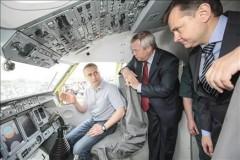 На заводе ТАНТК имени Бериева в Таганроге стартовал серийный выпуск самолетов Бе-200