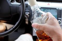 В Михайловске завели дело на пьяного водителя