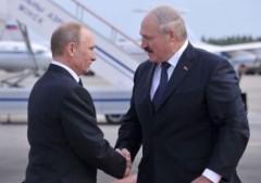 Президенты России и Белоруссии обсудят газовую тему