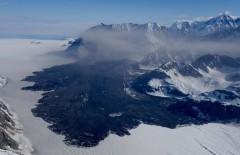 Гора высотой 1,2 км рухнула на Аляске