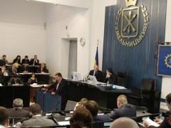 Хмельницкий мэр назначил своим советником Владимира Путина