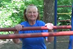 89-летняя дончанка сдала нормативы на золотой знак ГТО