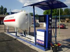 В 2016 году на Кубани построят три газозаправочных станции