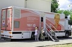 Кубанские маммологи проведут профилактическую акцию в Белореченском районе