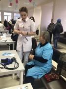 В Нальчике в рамках акции «Удар можно предотвратить!» врачами осмотрено больше 60 человек