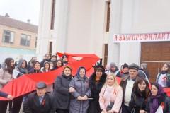 В Нальчике прошла акция «Стоп ВИЧ/СПИД»