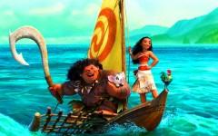 Моана и Сердце Океана