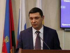 Евгений Первышов избран главой Краснодара