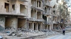 Из районов Алеппо, подконтрольных ИГИЛ, ушли около 8,5 тысяч человек