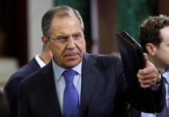 Лавров предложил Путину выслать из РФ 35 американских дипломатов