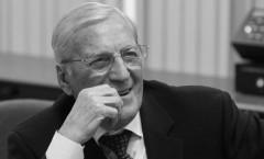 Легенда ФК «Динамо» Виктор Царев скончался на 86-м году жизни