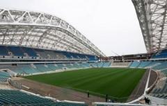 Сдача футбольного стадиона в Сочи должна состояться до конца января
