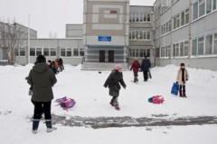 В школах Владимира из-за холодной погоды продлены каникулы