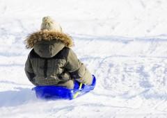 В Башкирии погиб 5-летний ребенок, получивший травму на ледовой горке