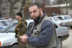 Журналист Вадим Речкалов, работавший в