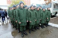В 2016 году на военную службу призваны 13,2 тысячи кубанских новобранцев