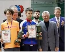 Краснодарец Роберт Корелов завоевал «золото» турнира «Кубок Кремля» по теннису