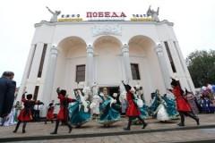 «Ростелеком» установил web-камеры в историческом центре Нальчика в Кабардино-Балкарии