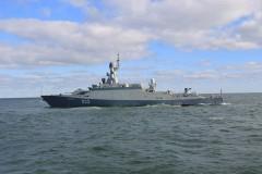 Россия расширит военное присутствие в Тартусе