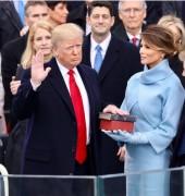 Жена Трампа считает большой честью служить США в качестве первой леди