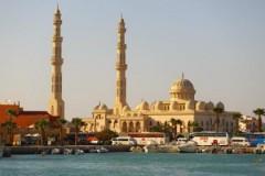 Генконсульство России открыли в египетской Хургаде