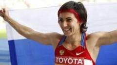 Допинг-скандал: прыгунью Лебедеву лишили двух медалей ОИ-2008