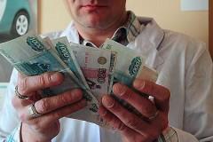 Средняя зарплата медработников в регионах на 60% меньше официальной