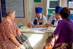 Кубанские онкологи осмотрели более 1350 жителей Абинского района