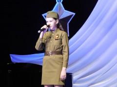 В Невинномысске состоялся песенный конкурс «Солдатский конверт»