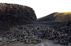 В Махачкале введен в строй завод по переработке покрышек