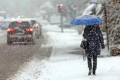 На Москву надвигаются сильные морозы